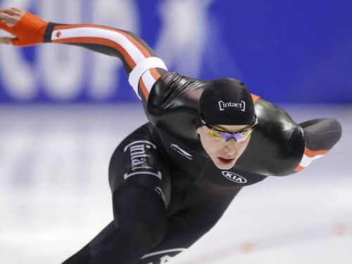 Canadian speed skating sprints will benefit from short-track crossover athletes