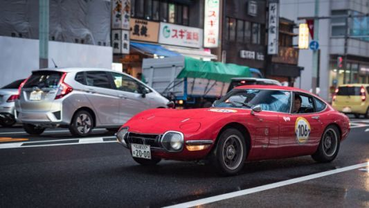 Japan's Version Of The Mille Miglia Does Not Disappoint