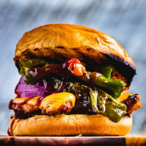 Blackened Chicken Sandwich
