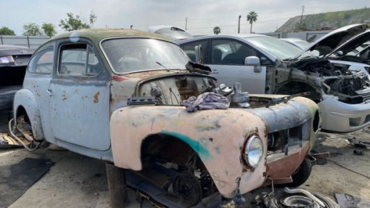 Since A Lot Of Us Are Stuck Inside, Here Are Some Cool Junkyard Cars That Aren't Going Anywhere Either