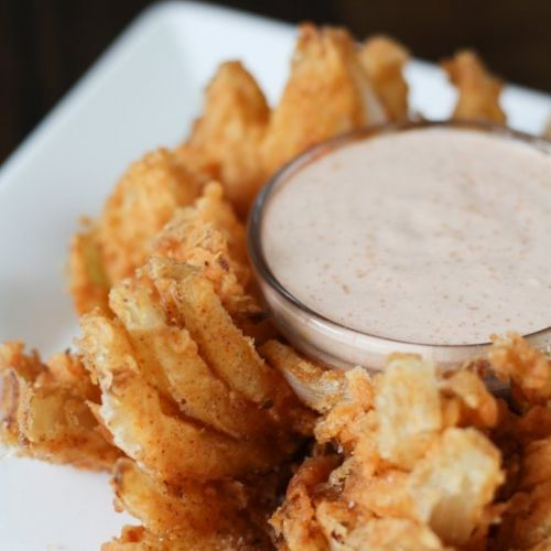 Outback Steakhouse Blooming Onion
