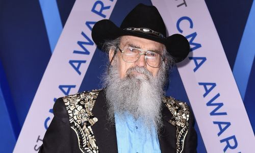 'Duck Dynasty' Star Uncle Si Releasing a Music Album