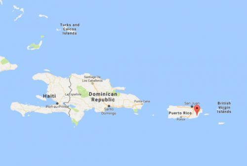 Hurricane Maria Made Landfall in Yabucoa, Puerto Rico As a Category 4 Storm