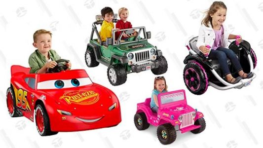 Buy Your Kids Their First Set of Wheels From Amazon's One-Day Sale