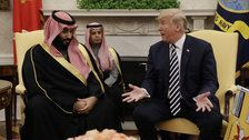 Saudi Arabia Wants Trump And Congress To Forget Jamal Khashoggi. Here's Its Likely Playbook