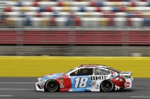 Kyle Busch looks to check off box, win at Charlotte
