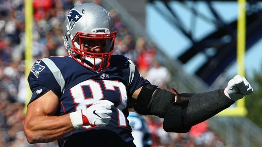 Patriots will be without Rob Gronkowski against Bucs