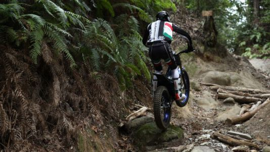 The FIM Wants to Add an Electric Trials Bike Race to The Paris Olympics in 2024