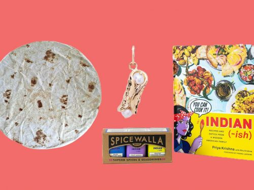 A Spice-and-Cookbook Set, a Burrito Blanket, and More Things to Buy This Week