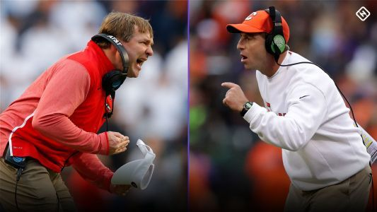 Georgia, Clemson to renew rivalry in 2024 Chick-fil-A Kickoff Game
