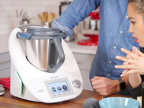 Watch: Testing Three Recipes on the Legendary $1,850 Thermomix