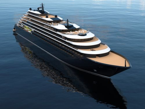 The new Ritz-Carlton luxury cruise ships for the '1% of global travelers' look like incredible super yachts - here's a look at all the amenities and perks