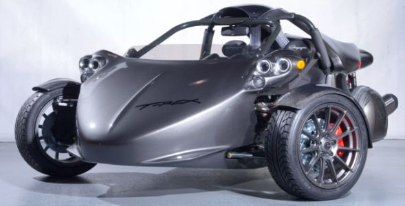 T-Rex Three-Wheeler Builder Campagna Motors Is Going Into Bankruptcy