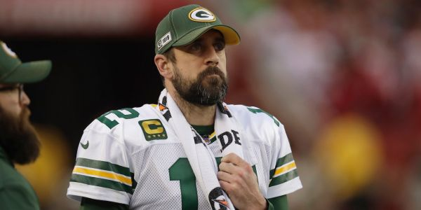 Aaron Rodgers said the latest playoff loss stings more than usual because 'I don't have the same number of the years ahead of me as I do behind me'
