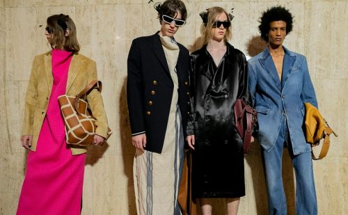 In pictures: Loewe brings dream-like SS20 collection to PFWM