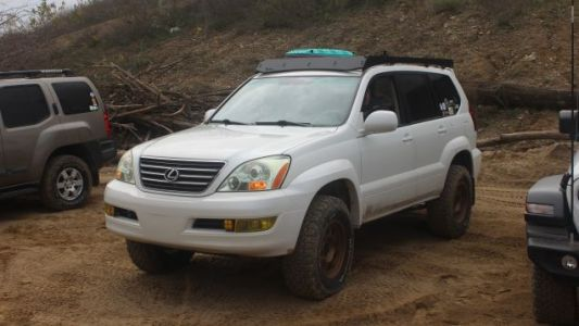 Here's Everything I've Done With My Lexus GX470 Off-Road Project So Far