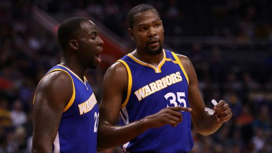 Draymond Green: Altercation with Kevin Durant will make Warriors stronger
