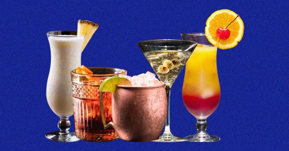 30 Easy Cocktail Recipes Everyone Should Know