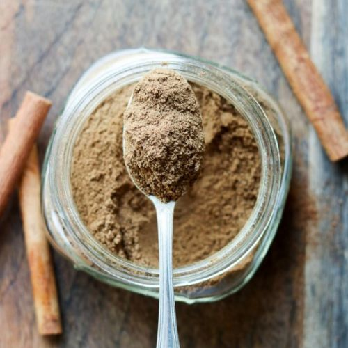 Homemade Gingerbread Spice Mixture