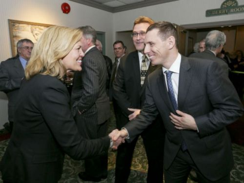Kelly McParland: If Brown was a real leader he wouldn't be derailing his own party