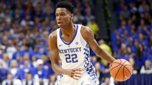 NBA Draft 2018: Shai Gilgeous-Alexander could jump into early lottery range, SN source says