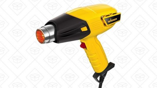 Add a Heat Gun To Your Toolbox For $12, Because Why Not?