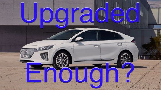 The Hyundai IONIQ EV Gets A Much-Needed Range Update - Just Not As Far As You Might Hope