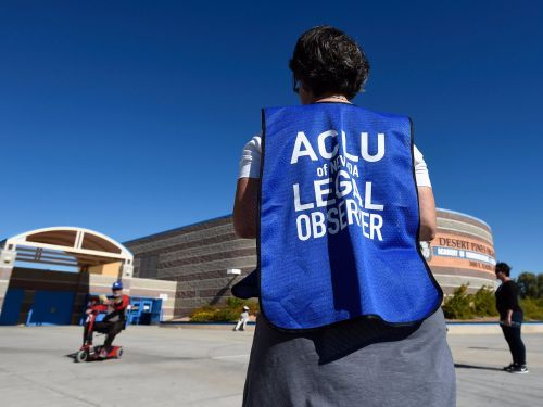 The ACLU has taken over 100 legal actions against the Trump administration so far - here's a guide to the most notable ones