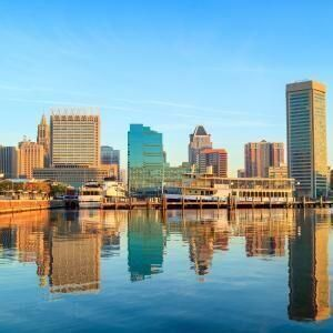 33. Baltimore-Columbia-Towson, Maryland