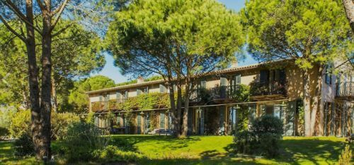 Enjoy the French Way of Life in a Designer Neo-Provencal Villa