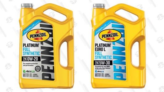 Save On a Bottle of Motor Oil, and Get Up to $10 Back With an Online Rebate