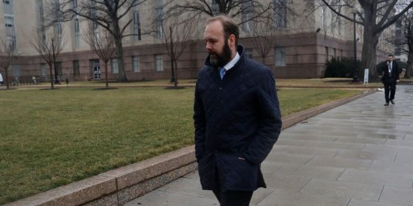 Paul Manafort's business partner Rick Gates fires his lawyer who was trying to get him a plea deal in the Russia investigation