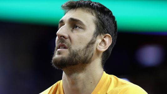 Andrew Bogut says NBA is career over