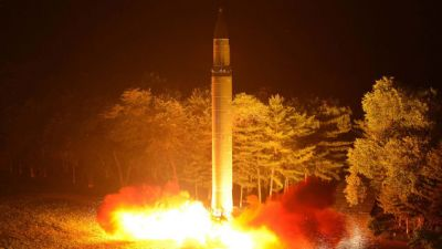 Bulletin of the Atomic Scientists Study: North Korea's Missiles Built For Show, Can't Hit US Mainland Yet