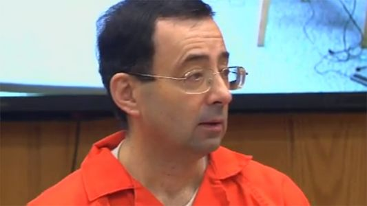 USA Gymnastics CEO apologizes for 'horrific acts' of Larry Nassar