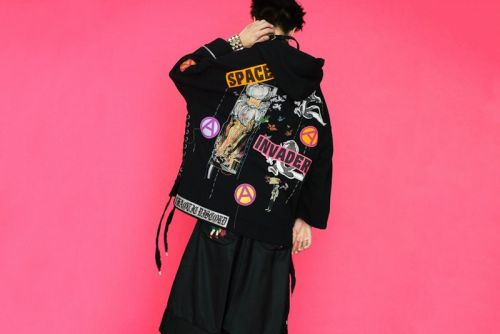 KIDILL Spring/Summer 2018 Is Punk Perfection