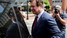 Report: Manafort's Former Son-In-Law Cuts Plea Deal, To Cooperate With Government