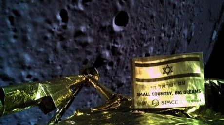 Beresheet 2: Netanyahu backs new Israeli lunar mission after 1st smashed into moon