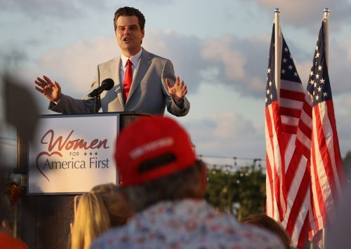 Washington moves of the week: Gaetz promotes former Democratic staffer while former Trump officials jump into 'America First' nonprofit