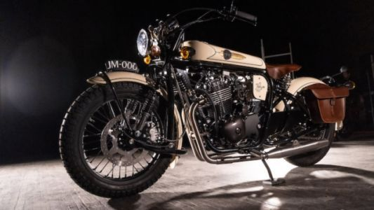 The Janus Motorcycles Halcyon 450 Wants To Take You On A Nostalgia Trip