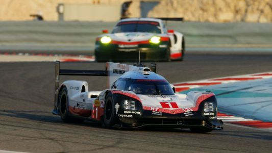 The Porsche 919 is going out with a bang in its final race, with the No. 1 Porsche claiming the 20th