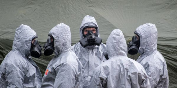 British military scientists can't prove that the nerve agent used to poison Sergei Skripal was made in Russia
