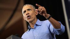Obama Hits Back At Trump's Claims He Can End Birthright Citizenship