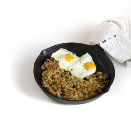 Parmesan-Thyme Hash Browns