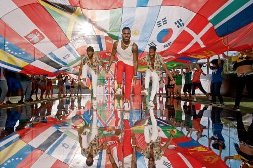 Jason Derulo Spotlights Haiti in 2018 FIFA World Cup Music Video