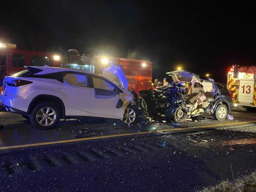 6 dead following crash on I-95 in Georgia, trooper says