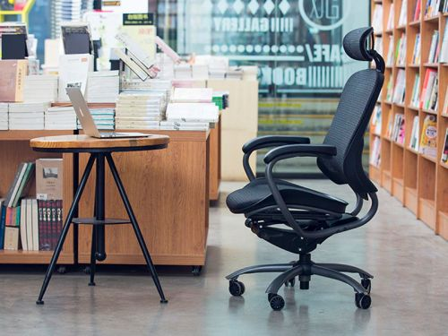 This office chair has made me more productive at work - here's why I recommend it