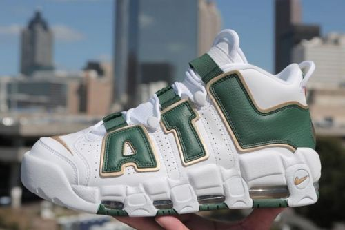 """Nike's Air More Uptempo """"ATL"""" Set to Join Upcoming """"City Pack"""""""
