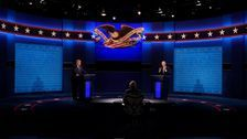 Presidential Debate Commission Adopts New Rules To Mute Microphones