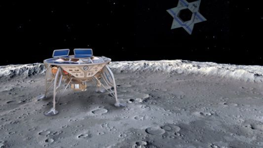 Israel Is Preparing to Send the First Privately-Funded Spacecraft to the Moon